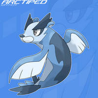 042 Arctiped by SteveO126