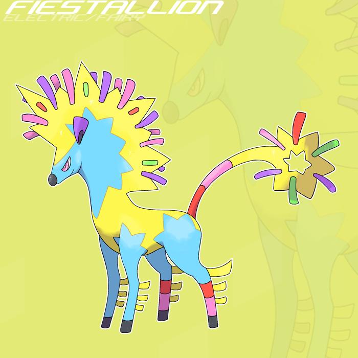 ??? Fiestallion by SteveO126