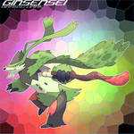 003 Mega Ginsensei
