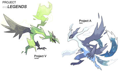 ???-???: Project evoLEGENDS by SteveO126