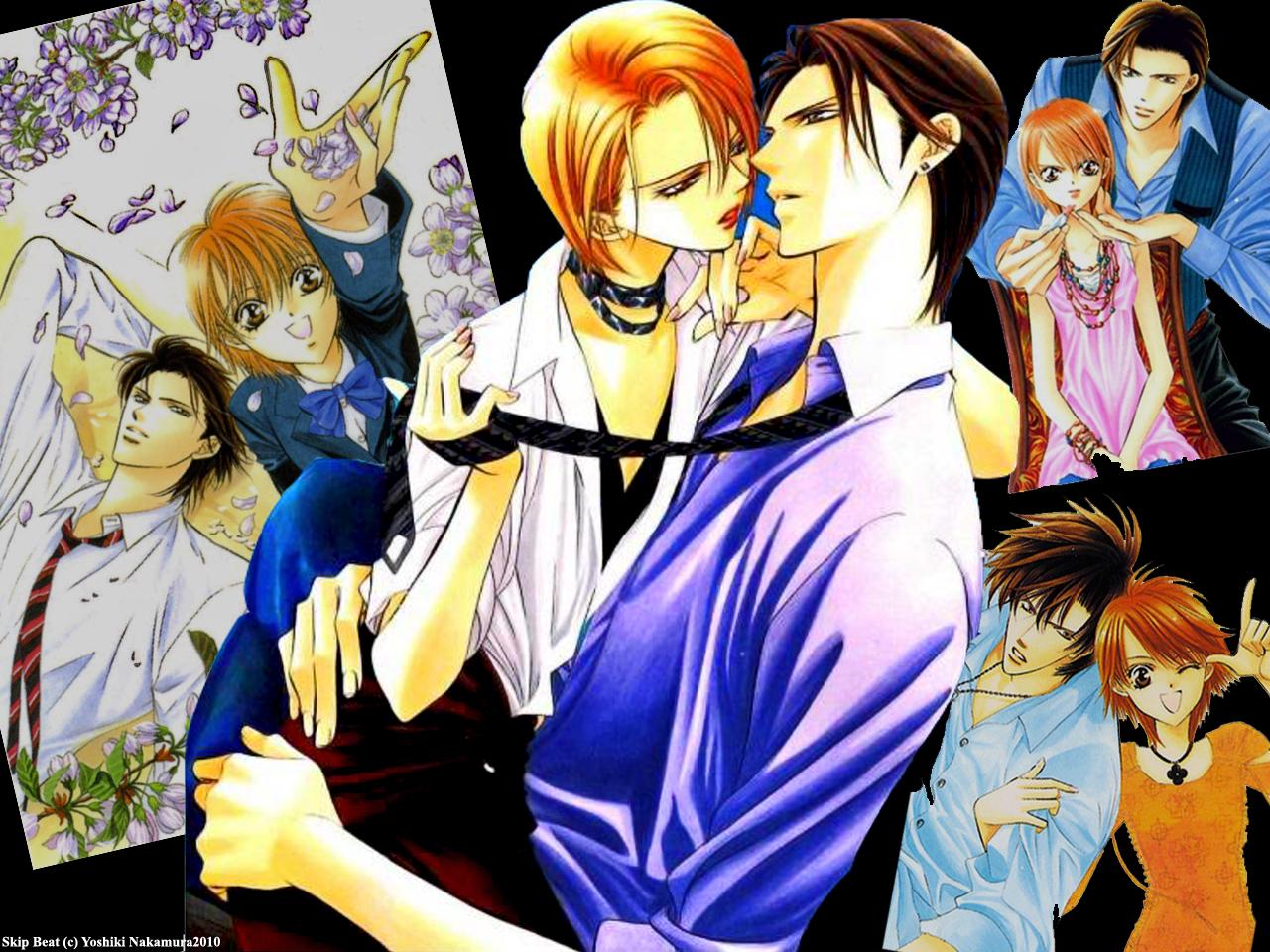 Ren and Kyoko by harryjames