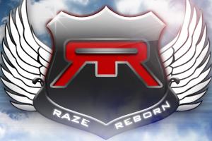 RaZe Reborn Logo by redrum201