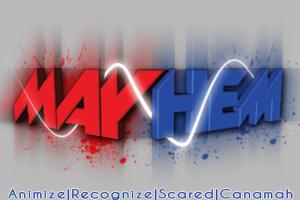 Team Logo - Mayhem by redrum201