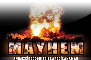Team Logo - Mayhem 2 by redrum201
