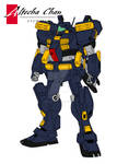GM III Titans color