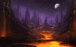 Heated Desolation by CadeBennett
