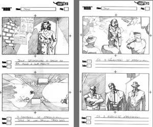 Storyboard - NOIR  8