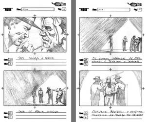storyboards - NOIR 6