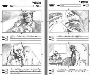 Storyboards - NOIR 2