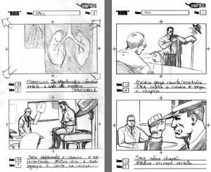 Storyboards - NOIR 1