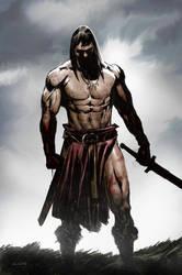 Conan by vitorgorino