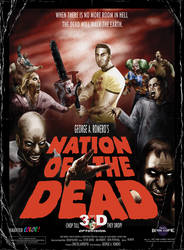 Nation of the Dead by vitorgorino