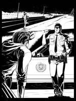 web comic bw 2 by vitorgorino