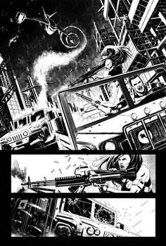 Terminator ink experience