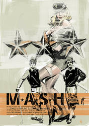 MASH 1070 - fan poster