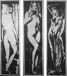 'The Three Graces' by vitorgorino