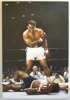 'Ali versus Liston' by vitorgorino