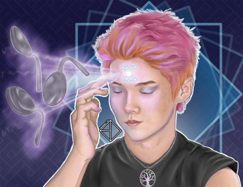 Telekinesis Luhan by GalaxysDragon