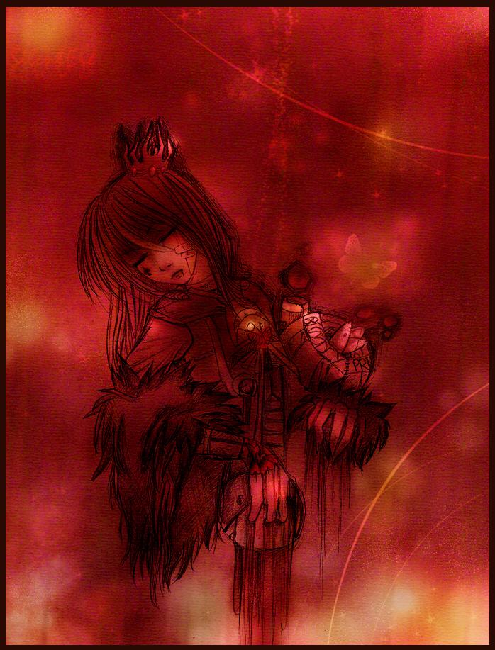 misery by SilentEve