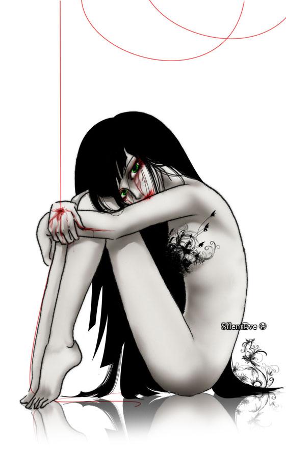 .like a doll. by SilentEve