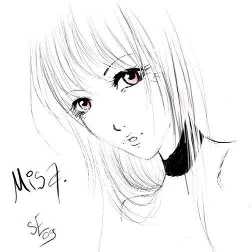 ...::misa::... by SilentEve