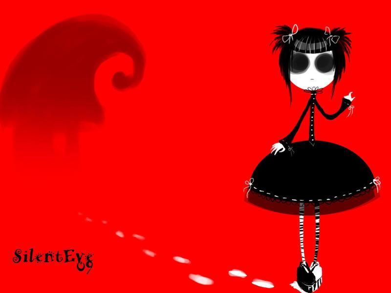 .walk away. by SilentEve