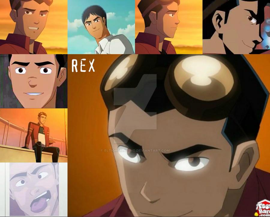 Rex by ElTigre1Latino