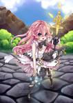 C: Angelica by Hika-unik