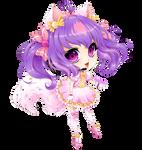 C: Karine by Kafunee