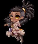 C: Elaine by Kafunee