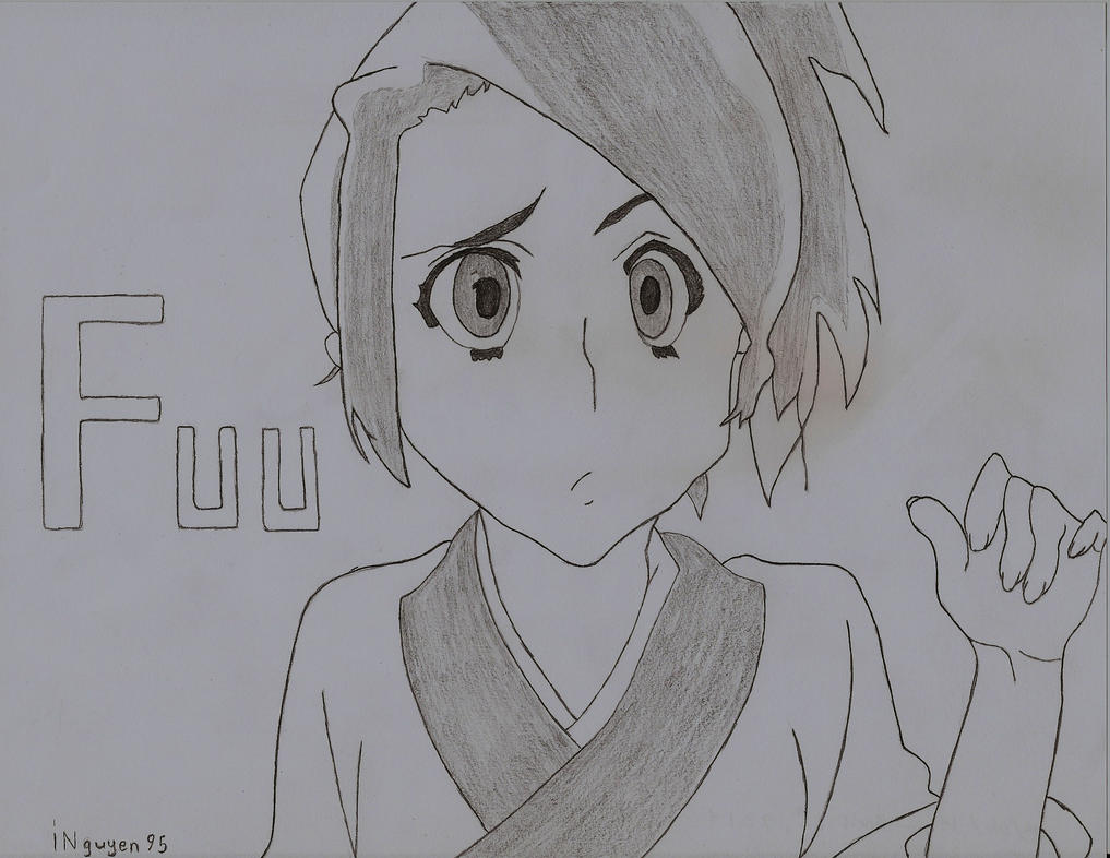 Fuu - Samurai Champloo by iNguyen95