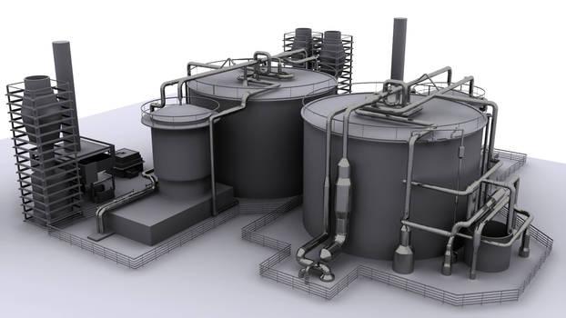Processing Plant II
