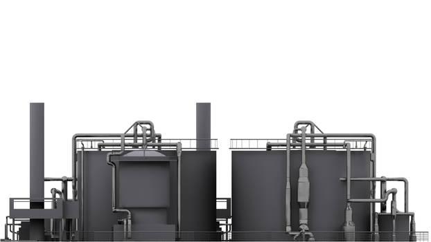 Processing Plant IV