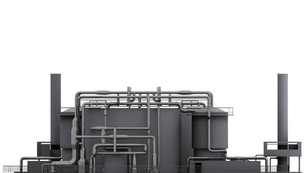 Processing Plant VI