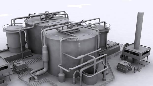 Processing Plant VII