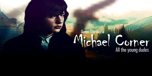 Michael Corner by lostinafantasy2