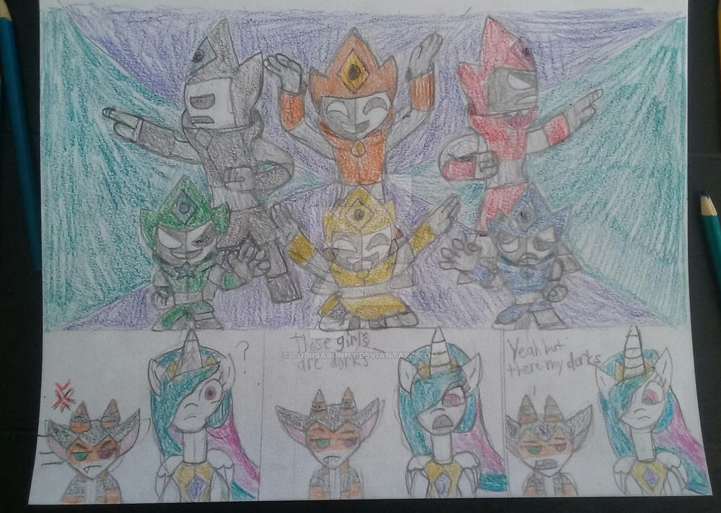 The Cult Of Solaris La Moon Sentai by TobiIsABunny