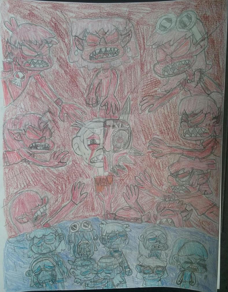 Syngenesophobia fan cover by TobiIsABunny