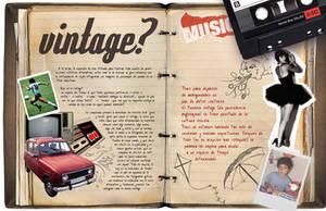 vintage? by metropolitician