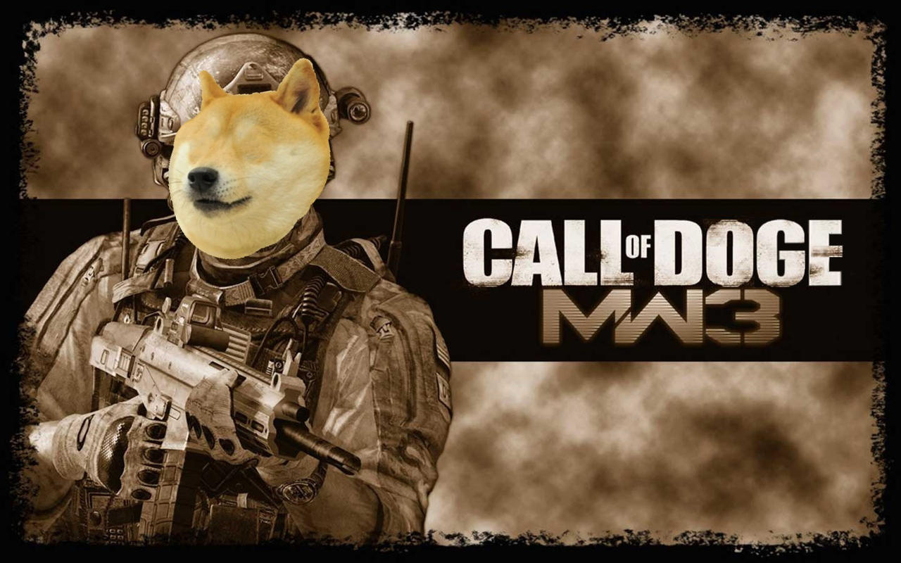 call of doge wallpaper - photo #1