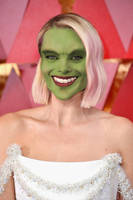 Margot Robbie is the She Mask  by Stevencdaniels