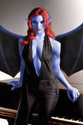 Natalie dormer as Demona from Gargoyles (still) by Stevencdaniels