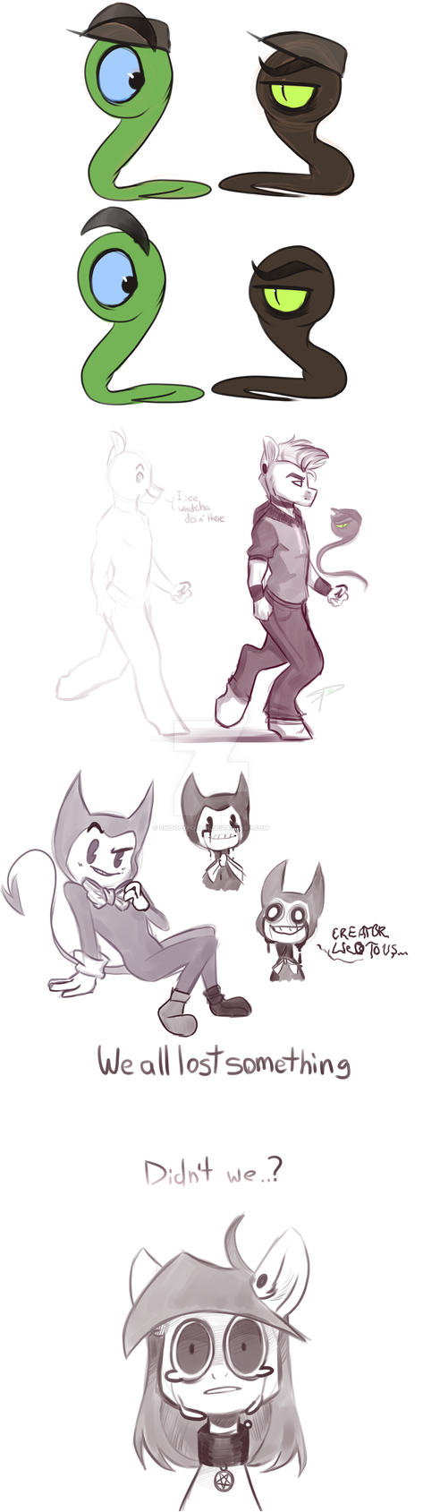 Sketch page 2 by SwoopyPoolin