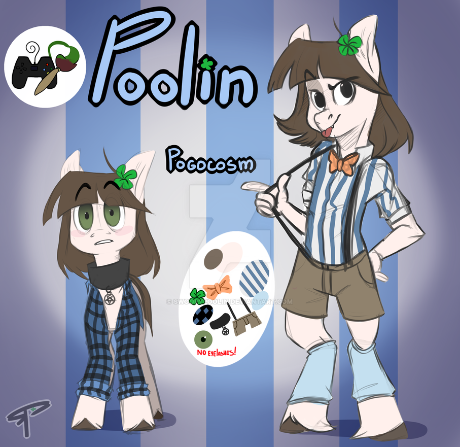 New ref again! by SwoopyPoolin