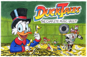 DuckTales - The Complete Music Vault by kenisu3000