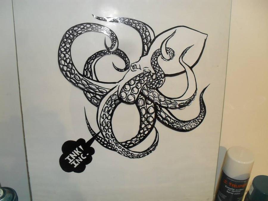 INK! INC. by TwisterCyan