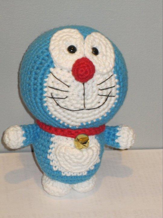 Amigurumi Doraemon Tutorial : Doraemon Amigurumi by bedes13 on DeviantArt