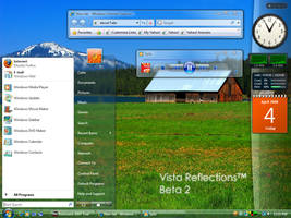 Vista Reflections Beta 2 by counteralchemist