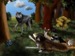 Wolf Femily