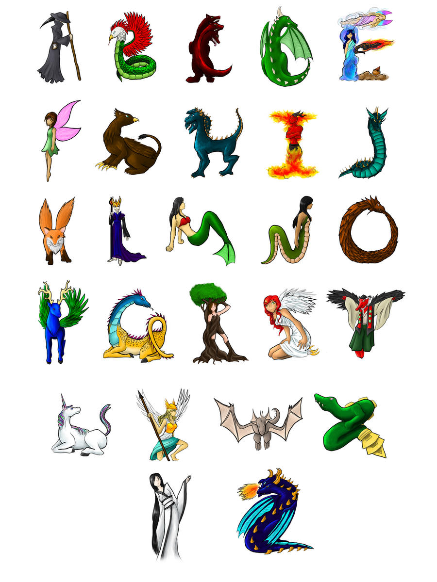 24 Awesome greek mythology creatures with pictures Mythological creatures names and pictures